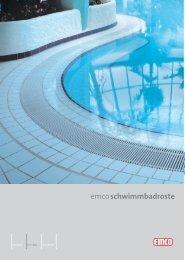 EMCO SCHWIMMBADROSTE -  Herm. Fichtner Hof GmbH