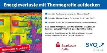 Energieverluste mit Thermografie aufdecken - SVO Internet Vertrieb