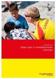 skriftlige beretning fra Trygfonden Kystlivredning - Dansk ...