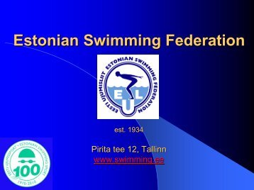 Estonian Swimming Federation
