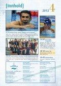 Norsk Svømming nr 4 - Norges Svømmeforbund - Page 2