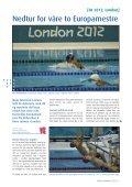 Norsk Svømming nr 4 - Norges Svømmeforbund - Page 5