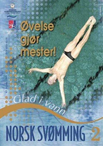 Norsk Svømming nr 2 - Norges Svømmeforbund