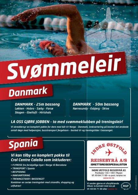 Norsk Svømming nr 6 - Norges Svømmeforbund