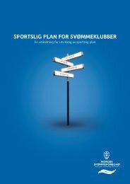 Last ned heftet som PDF - Norges Svømmeforbund