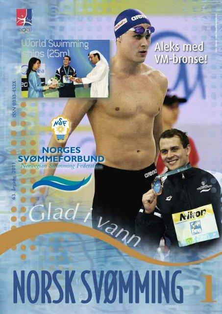 Norsk Svømming nr 1 - Norges Svømmeforbund