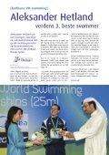 Norsk Svømming nr 1 - Norges Svømmeforbund - Page 6