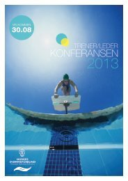 Invitasjon - Norges Svømmeforbund