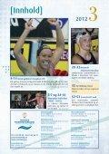 Norsk Svømming nr 3 - Norges Svømmeforbund - Page 2