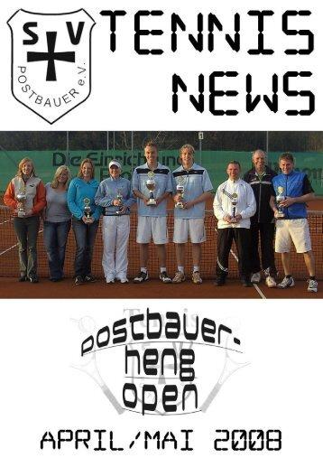 April/Mai 2008 - SV Postbauer