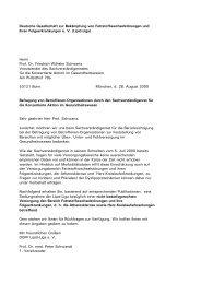 Deutsche Gesellschaft zur Bekämpfung von ...