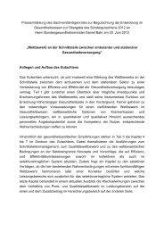 Pressemitteilung des SVR - Sachverständigenrat zur Begutachtung ...