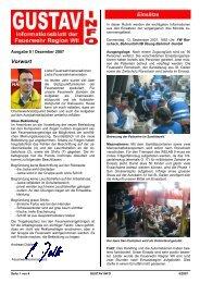 Ausgabe Dezember 2007 - Sicherheitsverbund Region Wil