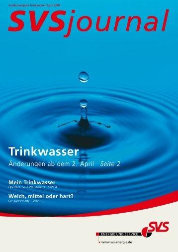 Trinkwasser - Stadtwerke Villingen-Schwenningen GmbH