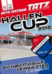Cup2012 - SV Schluchtern