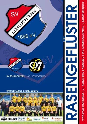 SV Schluchtern 07 Ludwigsburg