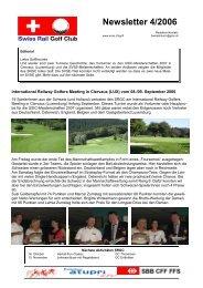 Newsletter 4/2006
