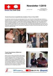 Newsletter 1/2010