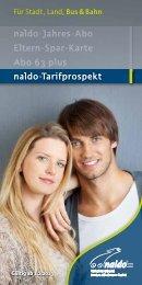Download - naldo, Verkehrsverbund Neckar-Alb-Donau