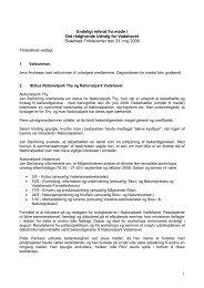 1 Endeligt referat fra møde i Det rådgivende Udvalg for ... - SVUF