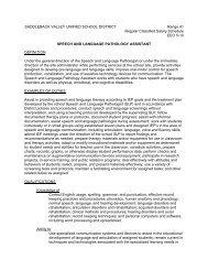 Speech and Language Pathology Assistant.pdf - Saddleback Valley ...