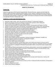 Benefits Technician.pdf - Saddleback Valley Unified School District