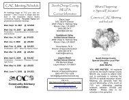 All meetings begin at 7:00 p - Saddleback Valley Unified School ...