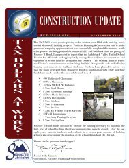 Measure B Newsletter - September 2012 Edition - Saddleback ...