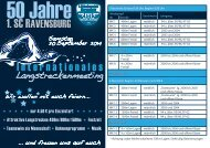 1. SC RAVENSBURG Internationales t - Schwimmverband ...