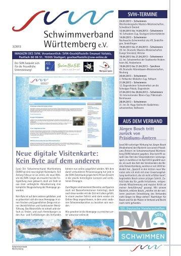 Neue digitale Visitenkarte: Kein Byte auf dem anderen