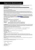 Einladung zum 22. Internationalen Schwimmfest um die DAT-Pokale - Page 3