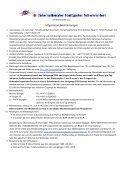 Ausschreibung 39. Internationales Stuttgarter Schwimmfest - Page 4