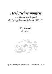 kpl - SV Weixdorf eV