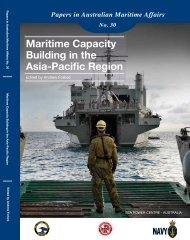 Maritime Capacity Building in the Asia-Pacific Region - Royal ...