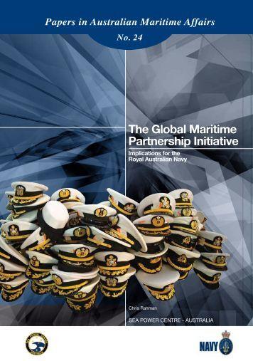 The Global Maritime Partnership Initiative - Royal Australian Navy