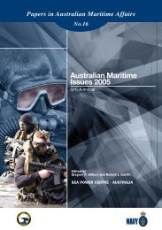 Australian Maritime Issues 2005 - Royal Australian Navy