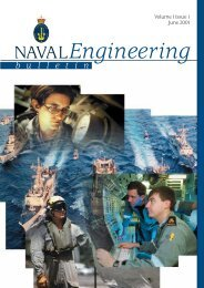 Engineering - Royal Australian Navy