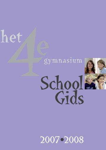 schoolgids het 4e - Onderwijs Consumenten Organisatie