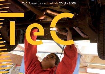 TeCschoolgids 08-09 A5lig bw - Onderwijs Consumenten Organisatie