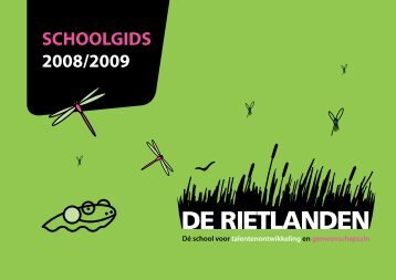 SCHOOLGIDS 2008/2009