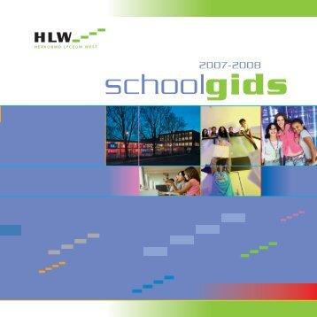schoolgids_hlw_2007-2008 - Onderwijs Consumenten Organisatie