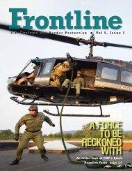 Vol. 5, Issue 3 - CBP.gov