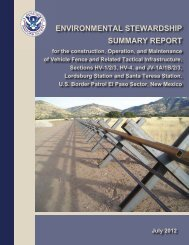 El Paso VF300 ESSR - CBP.gov