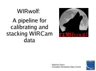 WIRwolf: A pipeline for calibrating and stacking WIRCam data