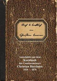 Koch & Backbuch Christian Bacciocco