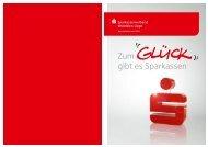 Geschäftsbericht 2012 - Sparkassenverband Westfalen-Lippe