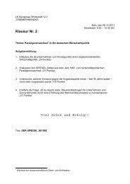 Klausur LK 12/1 2 - Sw-cremer.de
