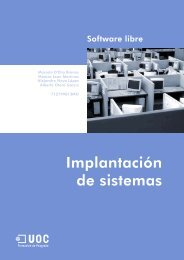 Implantación de sistemas - SW Computación