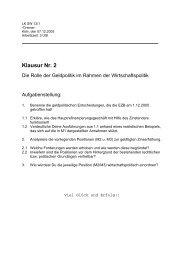Klausur Nr. 2 - Sw-cremer.de