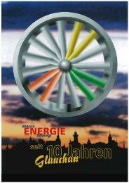 Unsere Energie bewegt seit 10 Jahren Glauchau